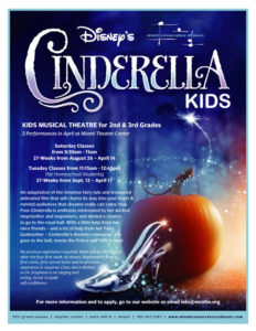 Disney's Cinderella Kids POSTPONED | Tuesdays