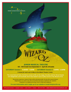 Wizard of Oz | Junior 2