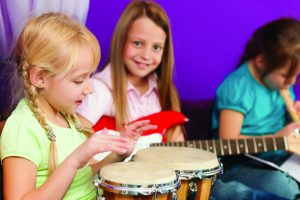Music Summer Camp for ages 5-12