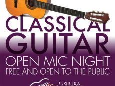 guitar foundation open mic