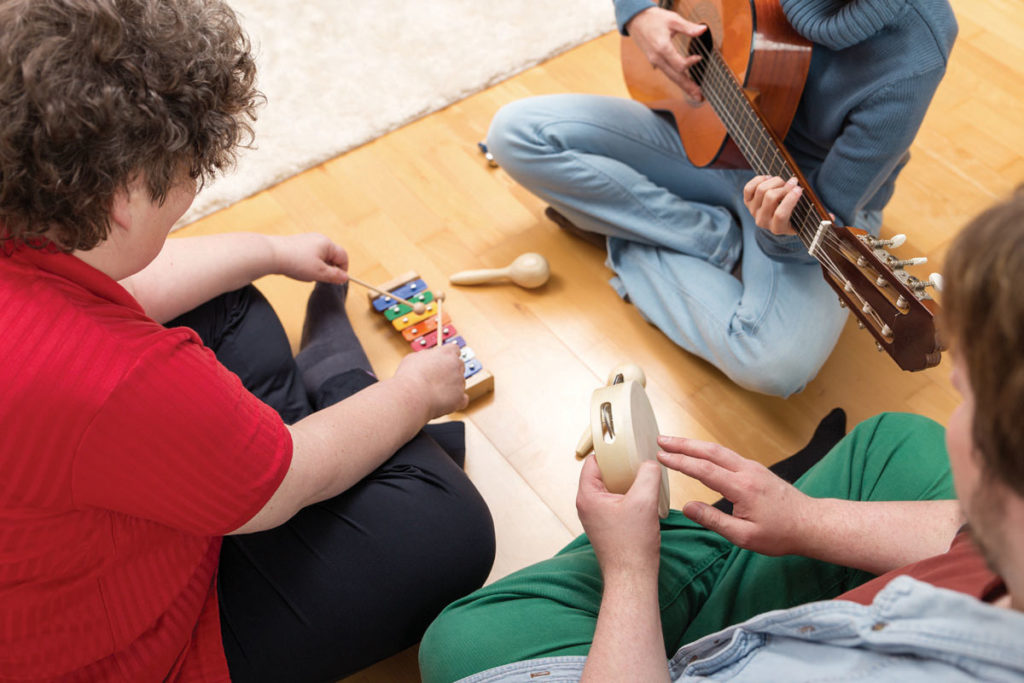 Music Therapy for Children with Autism – Miami Conservatory of Music