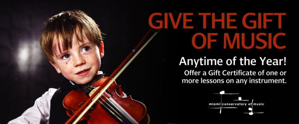 Miami Conservatory of Music – Making the Future of Music