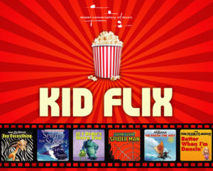 Fall Mini Musical Theatre - Kid Flix