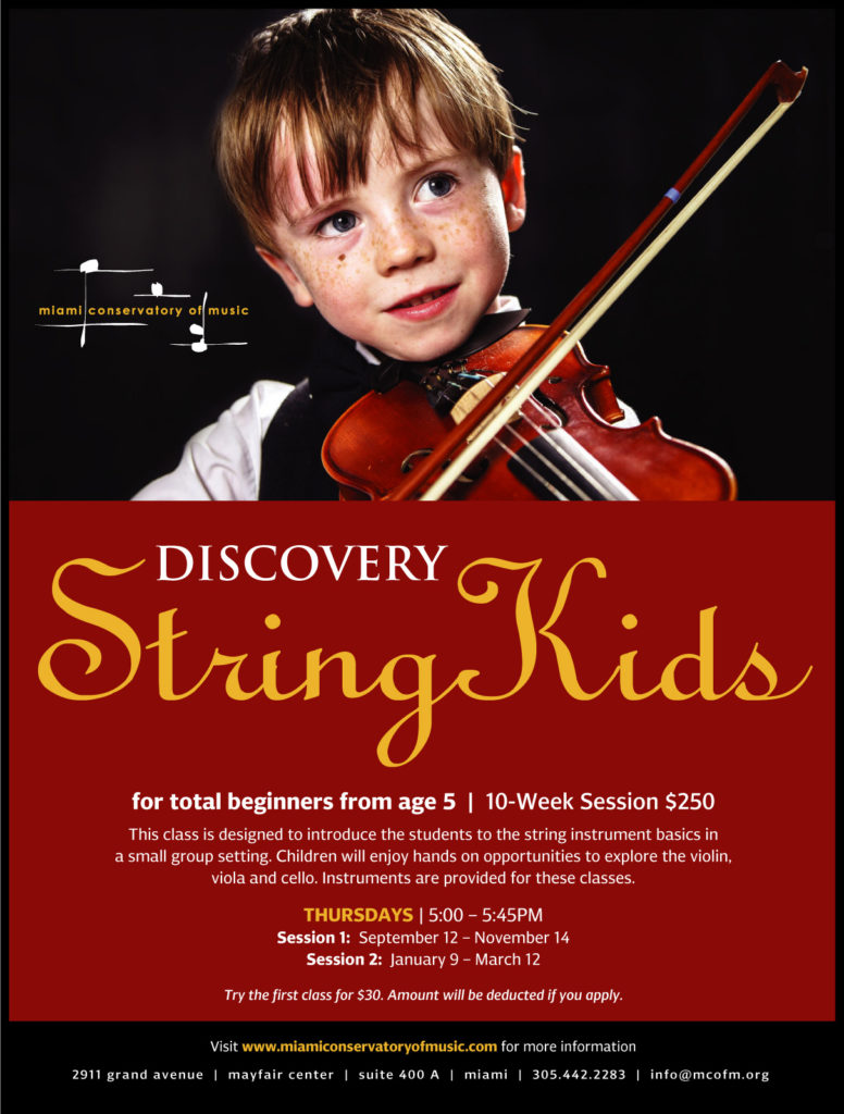 Discovery Strings Class